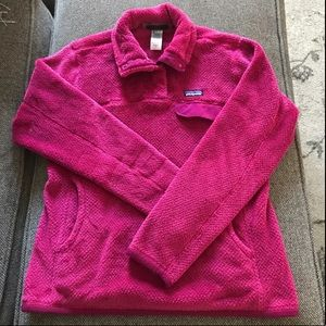 🍂🦃NEW Patagonia Re-tool Snap-T pullover